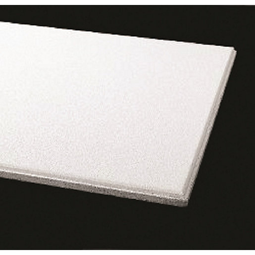 Armstrong Ultima Vector Ceiling Tile 600 X 600 X 19mm