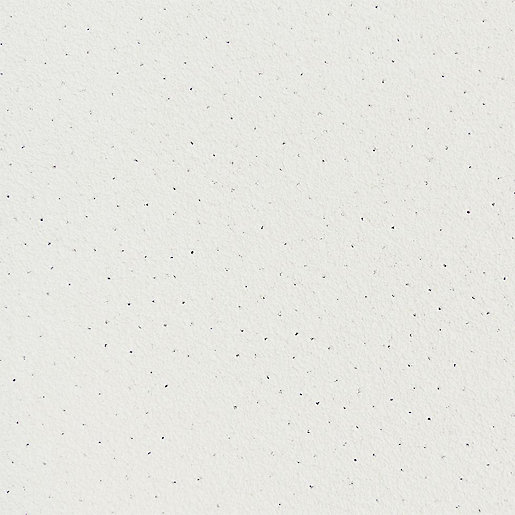 Armstrong Dune Evo Perforated Square Ceiling Tile White