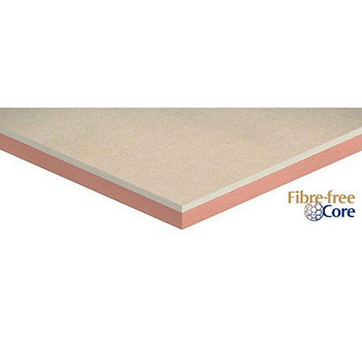 Kingspan Kooltherm K118 Insulated Plasterboard 2400mm X