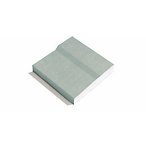 Gtec E Board Plasterboard 12.5mm Tapered Edge 2400mm x 1200mm