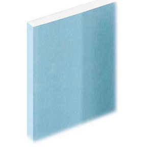 Knauf Sound Panel Plasterboard Tapered Edge 12.5mm 2400mm x 1200mm