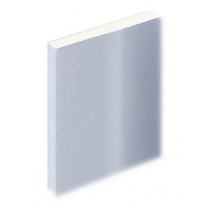 Knauf Sound Panel Plasterboard Tapered Edge 15mm 2400mm x 1200mm