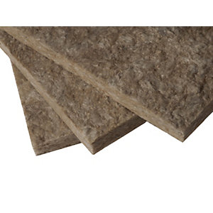 Knauf Earthwool Acoustic Floor Slab Plus 25mm x 600mm x 1000mm