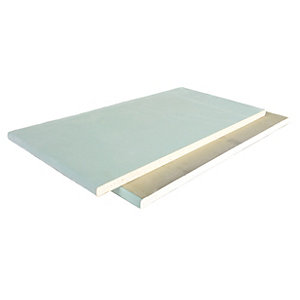 British Gypsum Gyproc Soundbloc Plasterboard 12.5mm Tapered Edge 1200mm