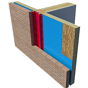 Rockwool Timber Cavity Barrier 90mm x 90mm x 1200mm