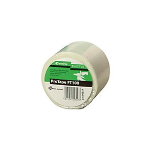 British Gypsum Thistle Protape Plasterers Scrim Tape 100mm x 45m