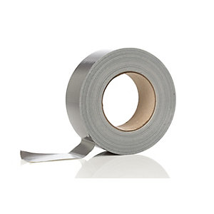 4TRADE Duct Tape Silver 50m x 48mm