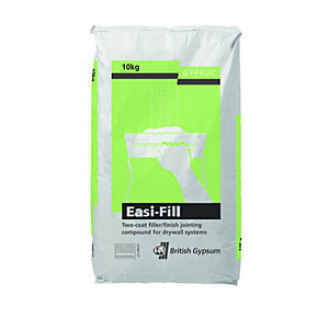 British Gypsum Gyproc Easi-fill Joint Filler 10 Kg