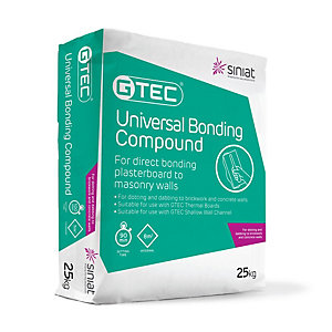 GTEC Universal Bonding Compound 25Kg