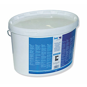 Knauf AQUAPANEL Exterior Silicon Synthetic Resin Plaster White 25kg