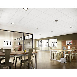 Sektor Sahara FR Fire Rated Square Edge Ceiling Tile 600mm x 600mm x 15mm