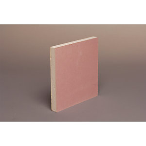 British Gypsum Gyproc Fireline Plasterboard 12.5mm Square Edge 1800mm x 900mm