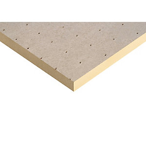 Kingspan Thermaroof TR27 Insulation Board 120mm 2400mm x 1200mm