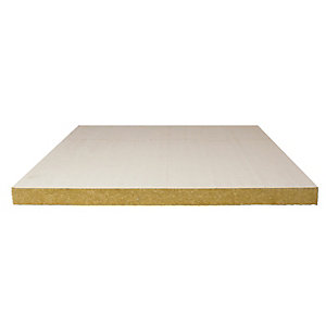 ROCKWOOL Hardrock Multi-Fix Recovery Board 1200mm x 100mm x 30mm
