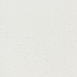 Armstrong Dune Evo Perforated Square Ceiling Tile White 600 x 600 x 15mm 5460m