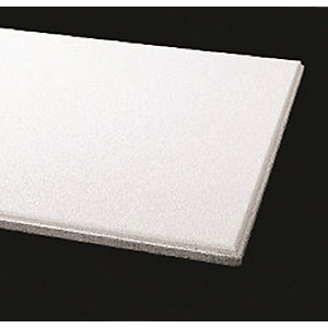 Armstrong Ultima Plus Board Edge Ceiling Tile 600mm x 19mm x 600mm