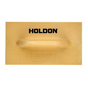 Holdon PU Plasterers Float 12.5 Inch x 7 Inch