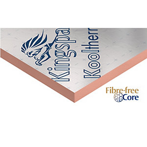 Kingspan Kooltherm K112 Framing Insulation Board 2400mm x 1200mm
