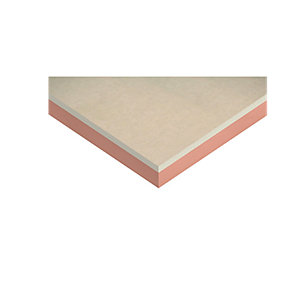 Kingspan Kooltherm K118 Insulation Plus 12.5mm Plasterboard 2400mm x 1200mm