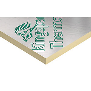 Kingspan Thermafloor TF70 Insulation Board 2400mm x 1200mm