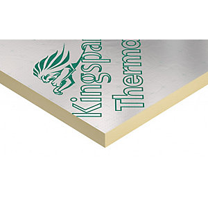 Kingspan Thermawall TW55 Insulation Board 2400mm x 1200mm