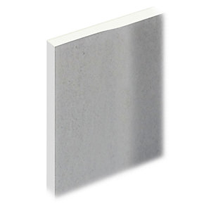 Knauf Wallboard Plasterboard 15mm Tapered Edge 1200mm