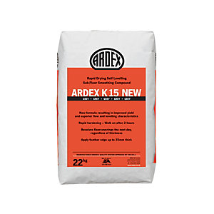 Ardex K15 - Heavy Duty Floor Levelling