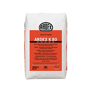 Ardex K80 - Rapid Drying Industrial Topping