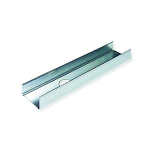 British Gypsum Gypframe Folded Edge Channel 72 FEC 3600 mm