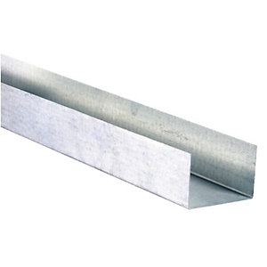 Tradeline Extra Deep Track 3000mm x 52mm x 50mm
