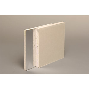 British Gypsum Gyproc Duplex Plasterboard 12.5mm Square Edge 1800mm x 900mm