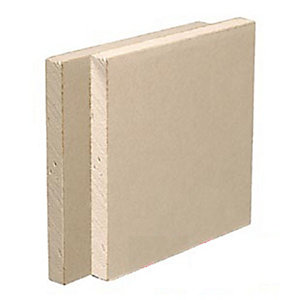 British Gypsum Gyproc Duraline 15mm Tapered Edge Plasterboard 2400mm x 1200mm