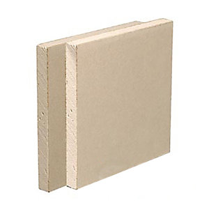 British Gypsum Gyproc Duraline 15mm Tapered Edge Plasterboard 3000mm x 1200mm
