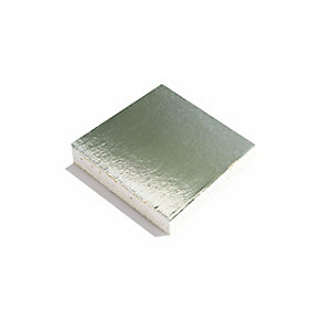 GTEC Vapour Plasterboard 9.5mm Square Edge 2400mm x 1200mm