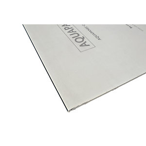 Knauf Aquapanel Interior Tile Backing Board 6mm 1200mm x 900mm