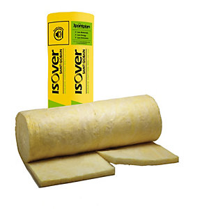 Isover Acoustic Partition Roll (APR) 12.20m x (2 x 600mm) x 75mm