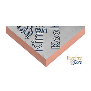 Kingspan Kooltherm K12 Framing Board 50mm 2400mm x 1200mm