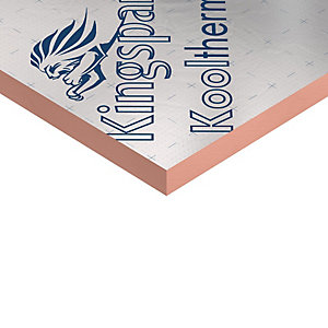 Kingspan Kooltherm K12 Framing Board 70mm 2400mm x 1200mm