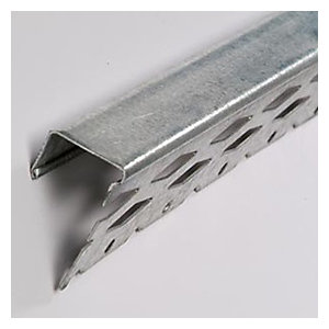 British Gypsum Drywall Metal Edging Bead 12.5mm x 3000mm