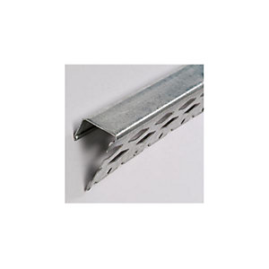 British Gypsum Gyproc Drywall Metal Edge Bead 12.5mm x 2400mm