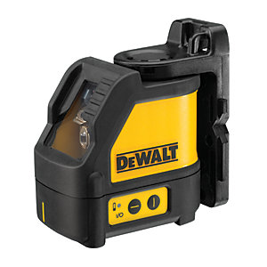 DeWalt 2 Way Cross Line Laser Level