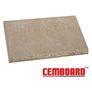 RCM Cement Particle Board 2400mm x 1200mm