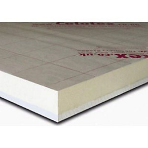 Celotex PIR Thermal Laminated Insulation Board 15mm PL4015 2400mm x 1200mm (2.88m2/SHEET)