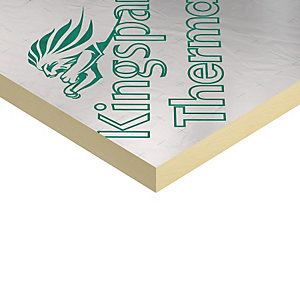 Kingspan Thermapitch TP10 Insulation Board 135mm 2400mm x 1200mm (2.88m2/SHEET)