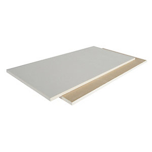 British Gypsum Gyproc Plasterboard 12.5mm Square Edge 2700mm x 1200mm