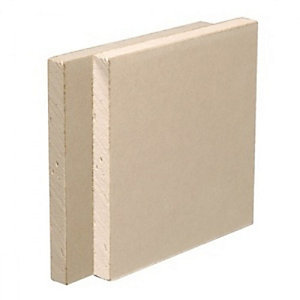 British Gypsum Gyproc Plasterboard 12.5mm Square Edge 3000mm x 1200mm