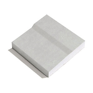 GTEC Plasterboard 12.5mm Tapered Edge 2400mm x 1200mm