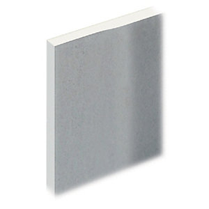 Knauf Wallboard Plasterboard Tapered Edge 15mm 2400mm x 900mm