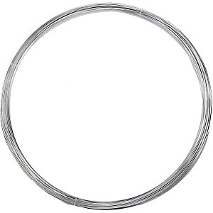 Hampton Galvanised Suspension Wire Coil 150m 4kg