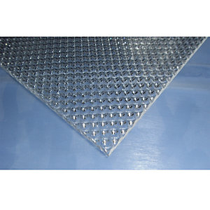 SLP Prismatic Clear Diffuser 2.5mm x 600mm x 600mm
